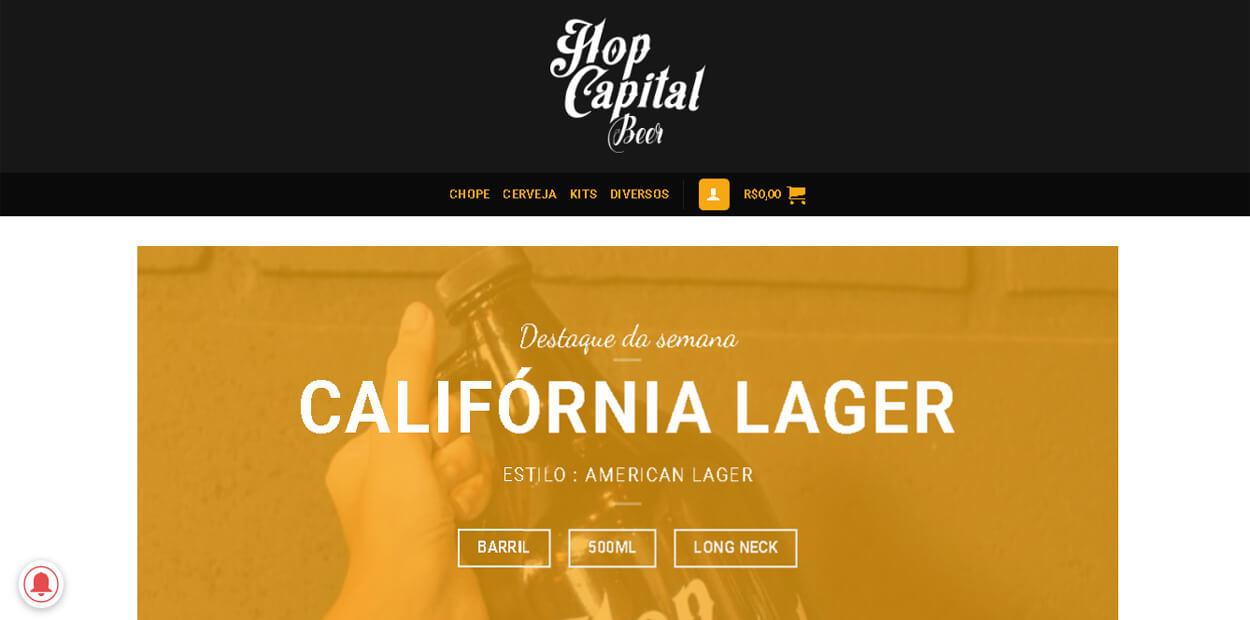Loja Hop Capital